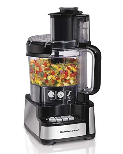 hamilton beach best food processors