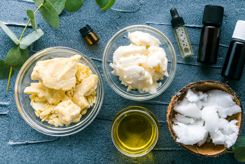 homemade body butter food processor uses