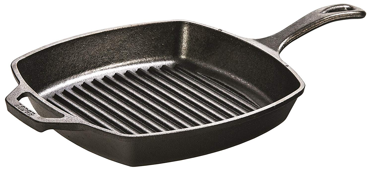 items for your kitchen cast iron grill pan