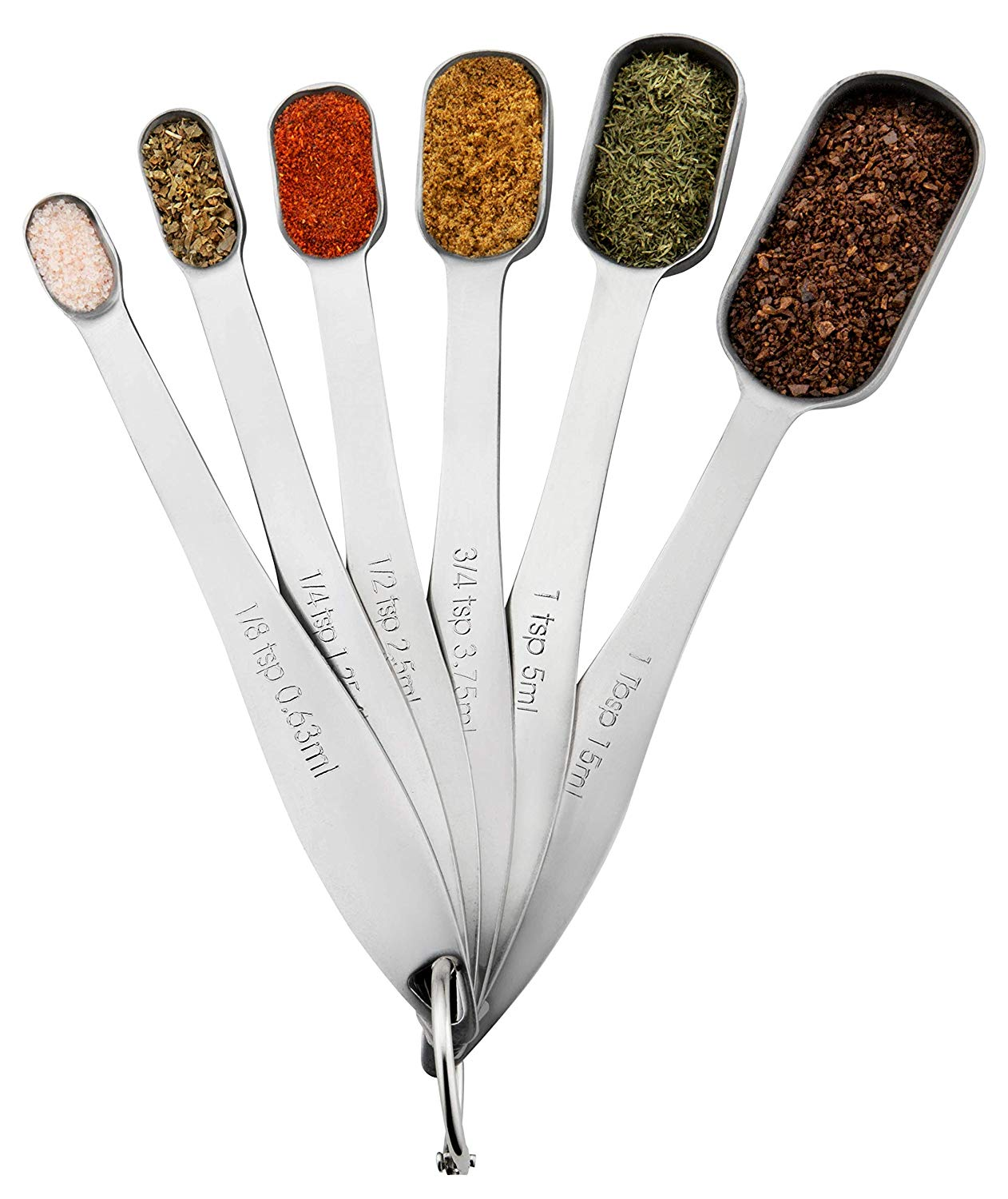 items for your kitchen measuring spoons
