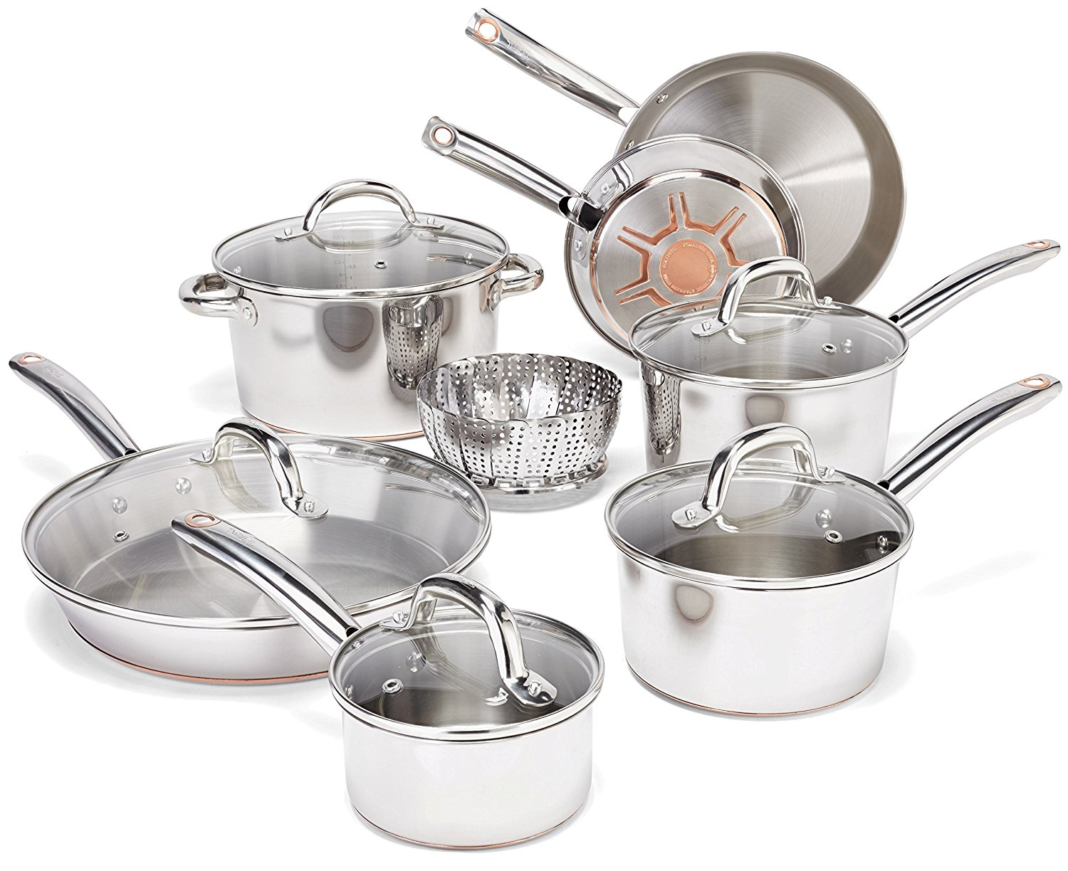 items for your kitchen pots and pans