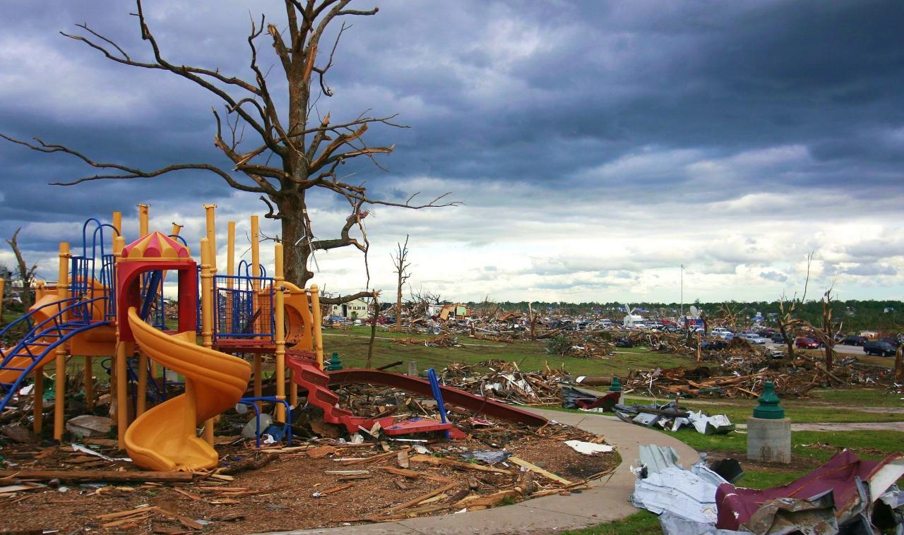 Joplin among most destructive tornadoes
