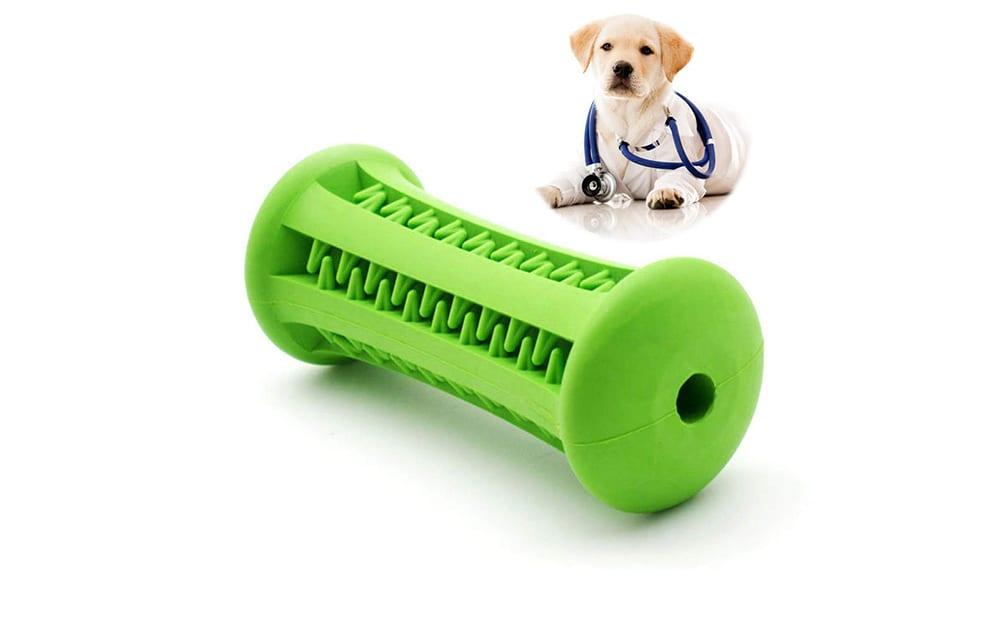 kim88 doggy brushing stick, chew dog toothbrush