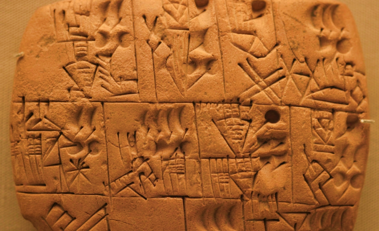 oldest things on Earth Kish Tablet