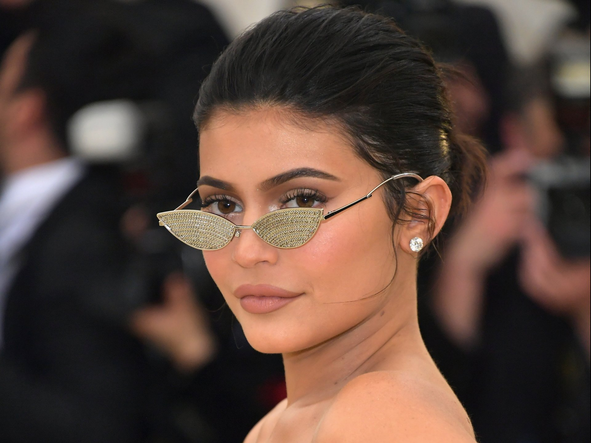 kylie jenner getty images