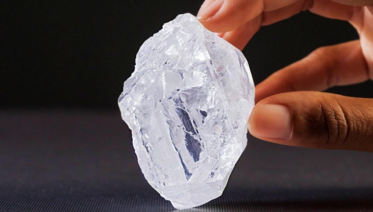 Lesedi La Rona Diamond among most expensive jewels