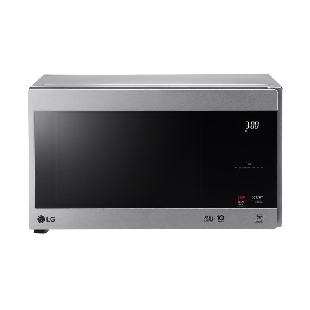 lg compact best countertop microwave
