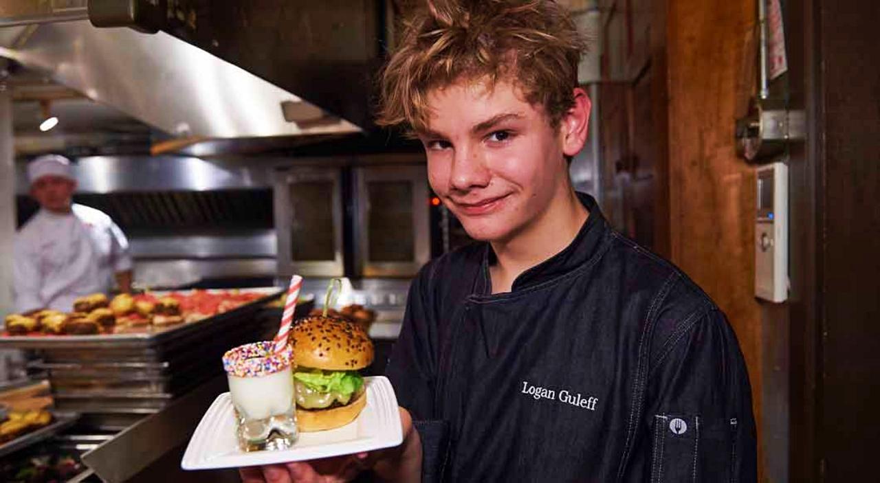 Logan Guleff is among the richest teen entrepreneurs