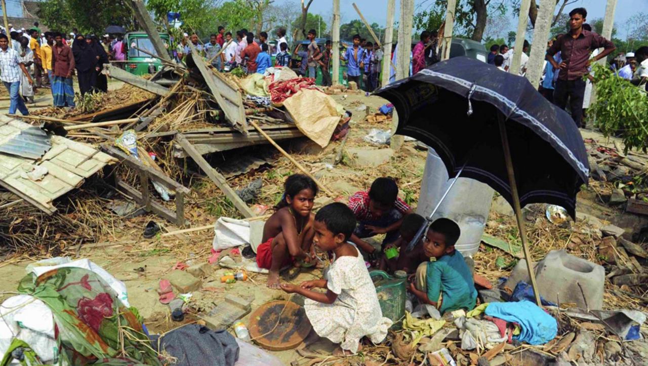 Madarganj-Mirzapur among most destructive tornadoes