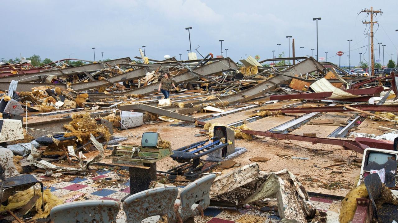 OKC among most destructive tornadoes
