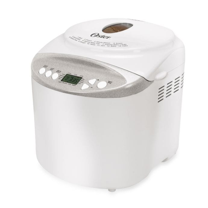 oster best bread maker