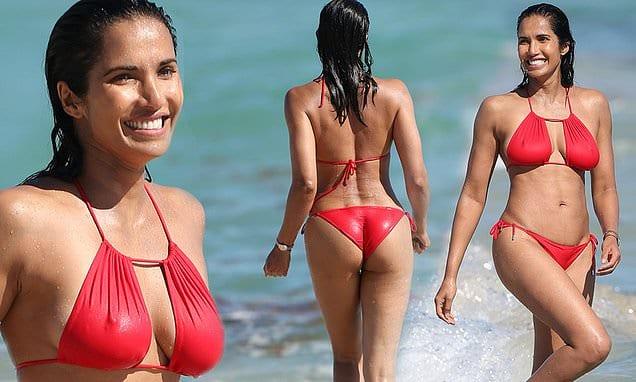 padma lakshmi hottest female reality tv stars