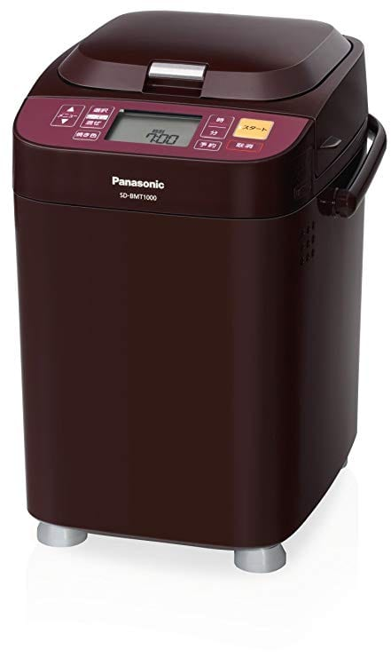 panasonic best bread maker
