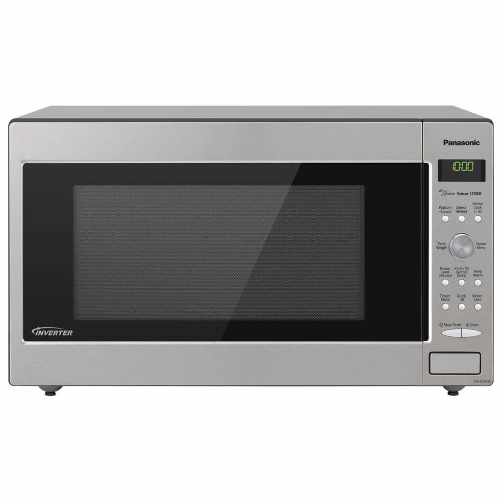 panasonic best countertop microwave
