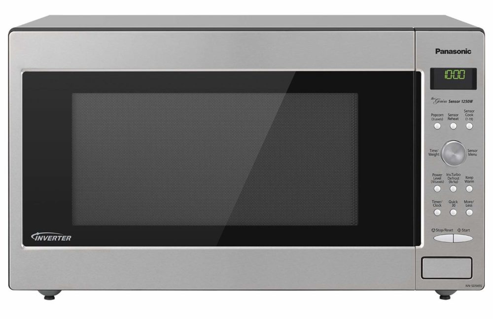 panasonic best countertop microwave