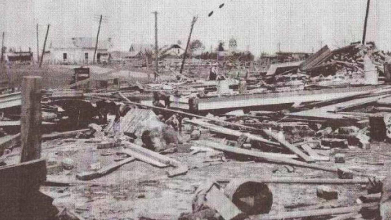 Amite/Pine/Purvis among most destructive tornadoes