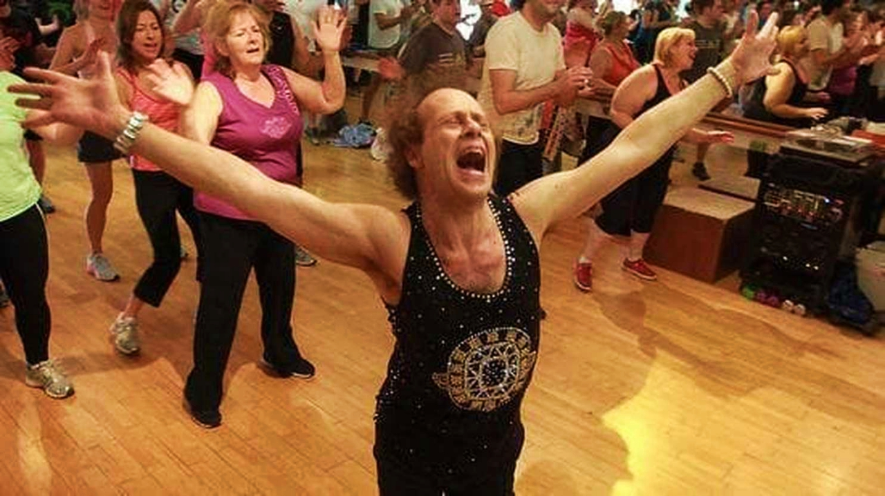 Richard Simmons among exercise trends