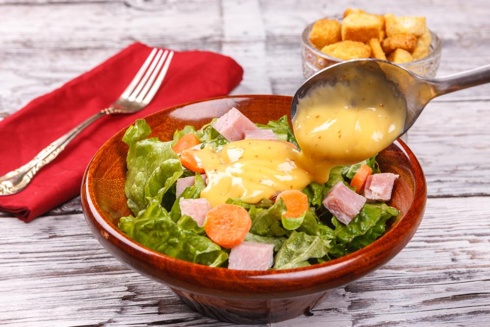 salad dressing food processor uses
