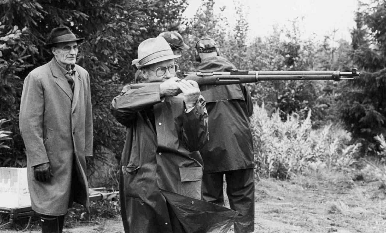 Simo Häyhä among best snipers