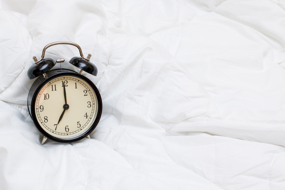 sleep on schedule