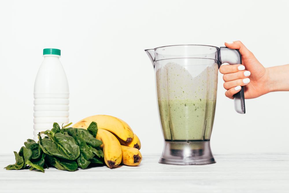 smoothie and food processor vs blender