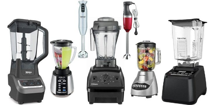 smoothie blender buying guide