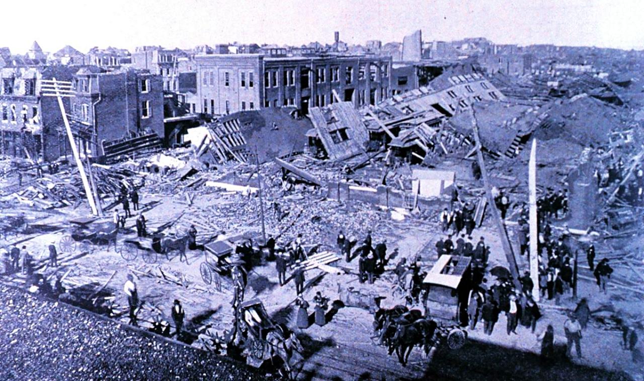 St. Louis among most destructive tornadoes