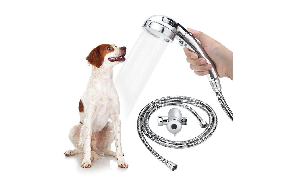star factory pet dog shower sprayer