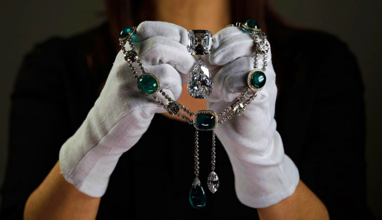 The Cullinan among most expensive jewels