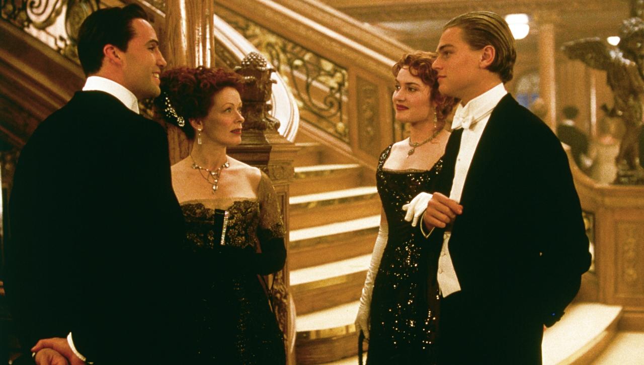 Titanic Class Issue
