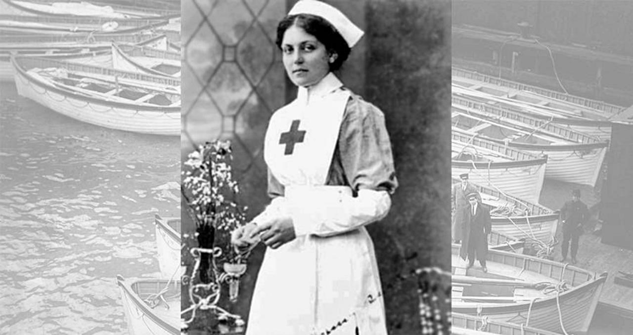 Titanic Female Crew Member