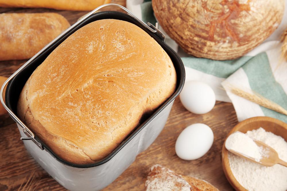 using a breadmaker