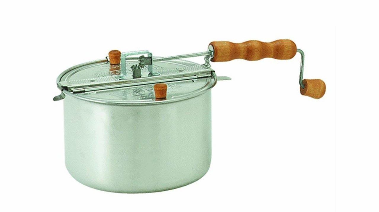 Wabash Valley Farms Stovetop Whirly Pop Popcorn Popper