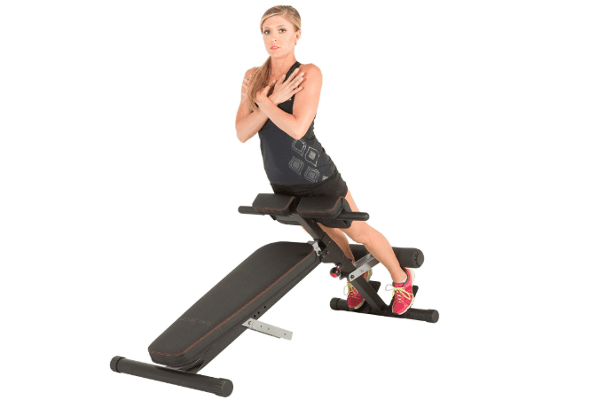 Best ab workout bench