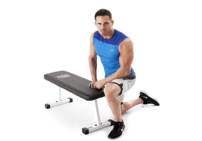 Marcy flat bench