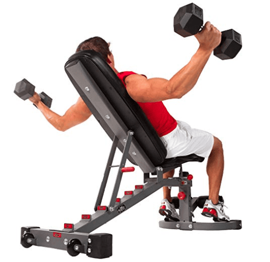 Xmark weight bench