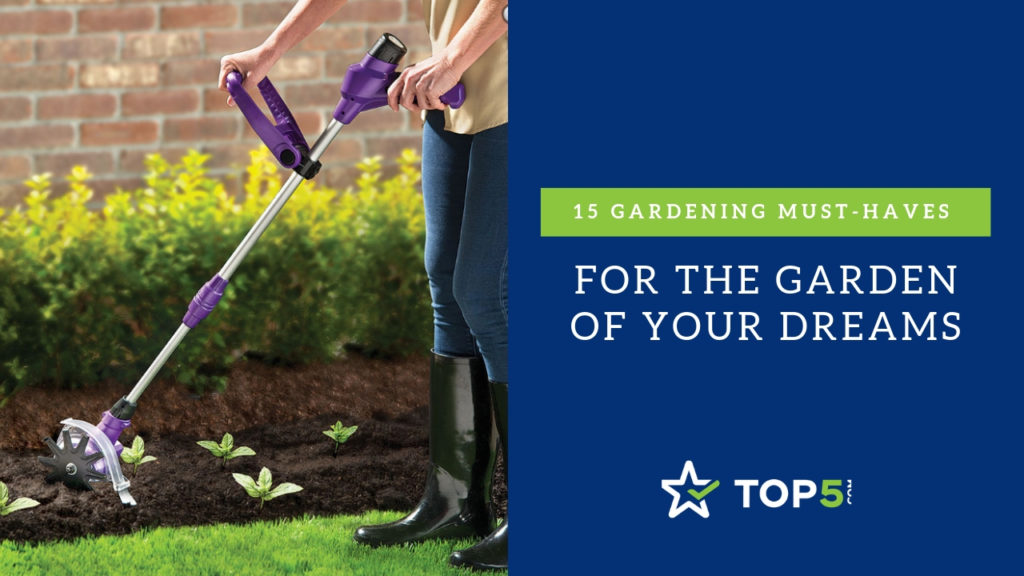 15 spring gardening must-haves for the garden