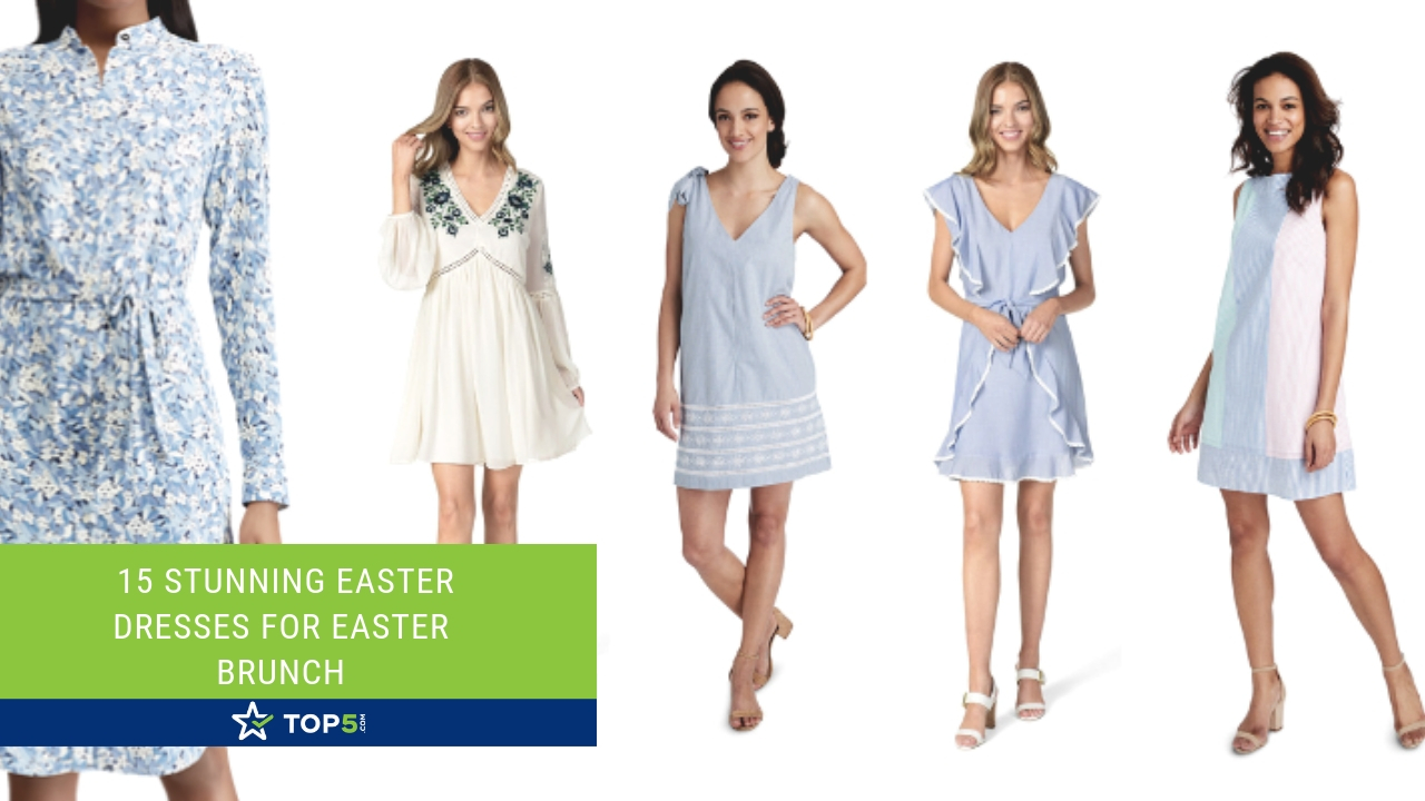 15 stunning easter dresses for easter brunch