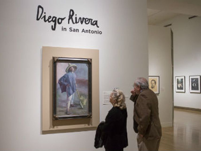 San Antonio painting exhibition