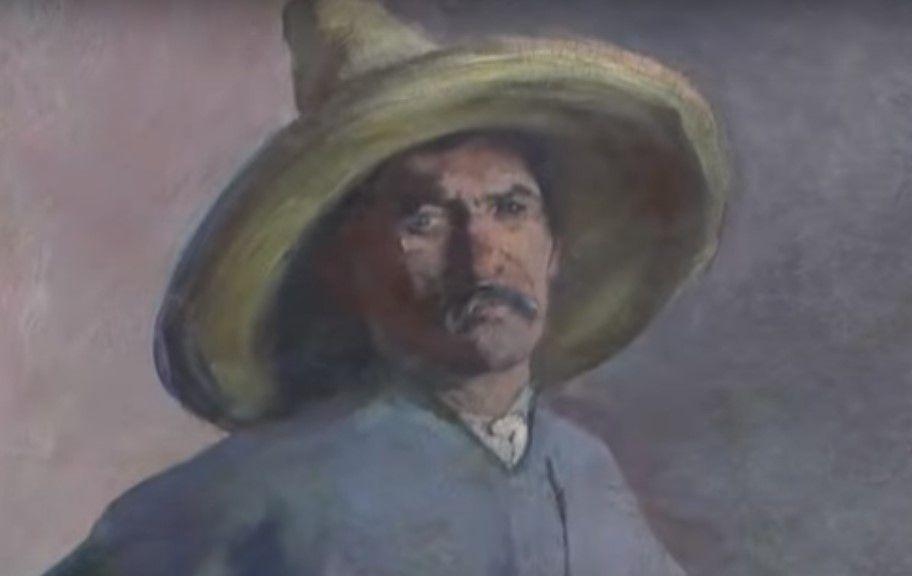 priceless Diego Riviera painting