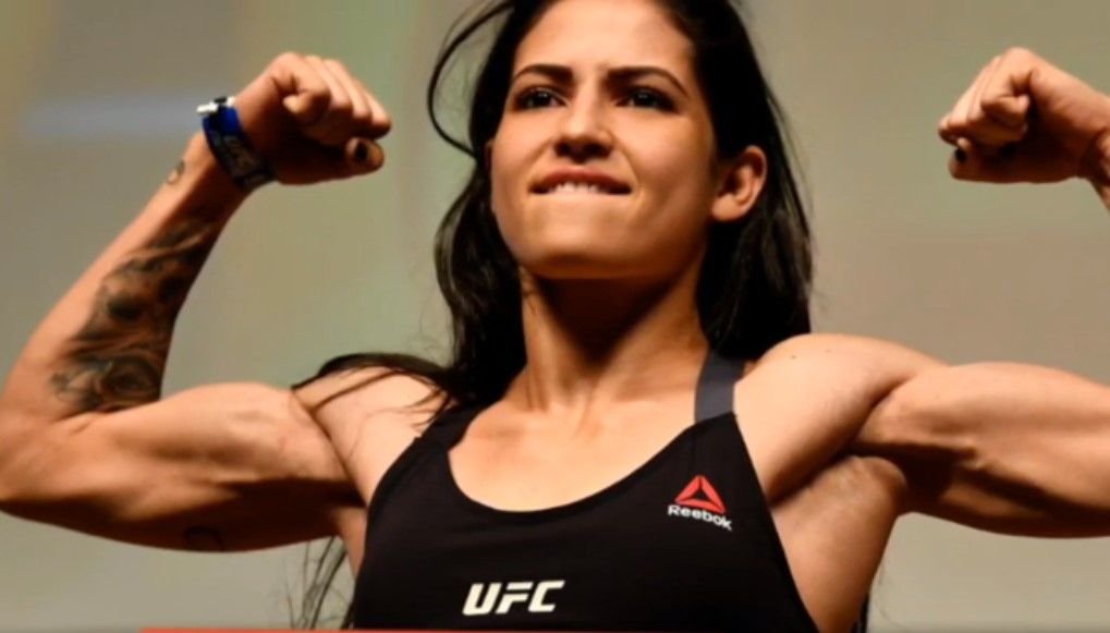 UFC fighter was waiting for her Uber