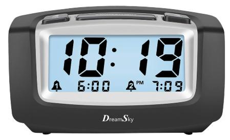 DualSky Alarm Clock