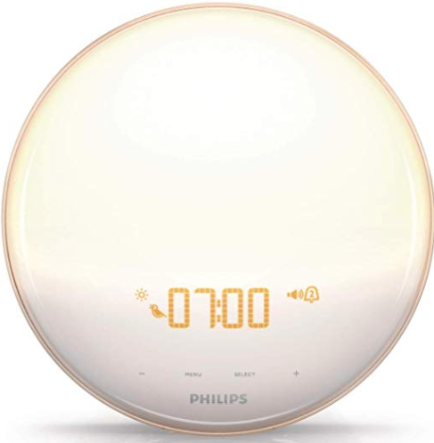 Philips alarm clock