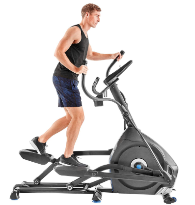 Nautalis E616 Elliptical Machine