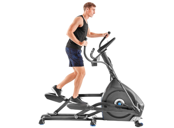 Best elliptical machine: nautilus e616