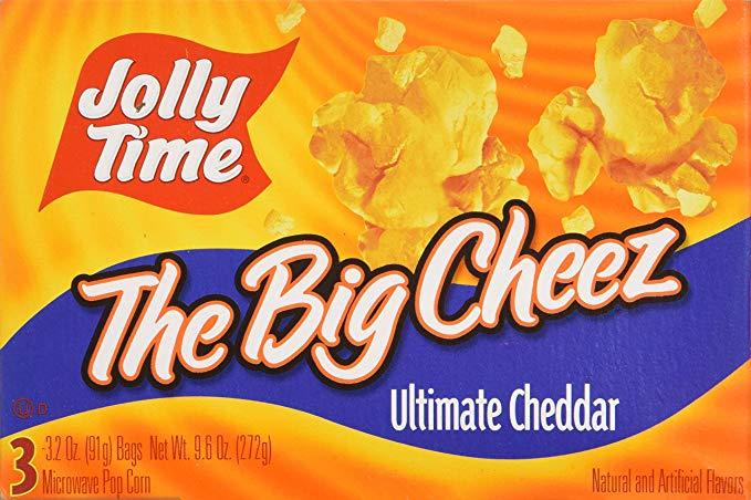 big cheez best microwave snack
