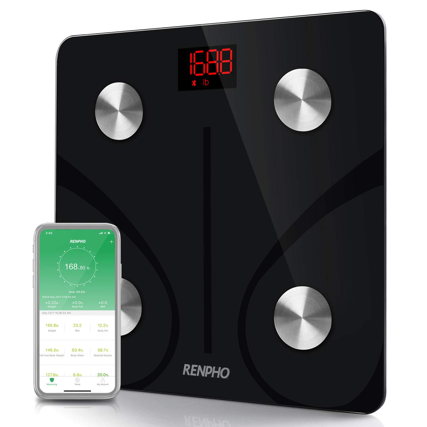 bluetooth smart scale