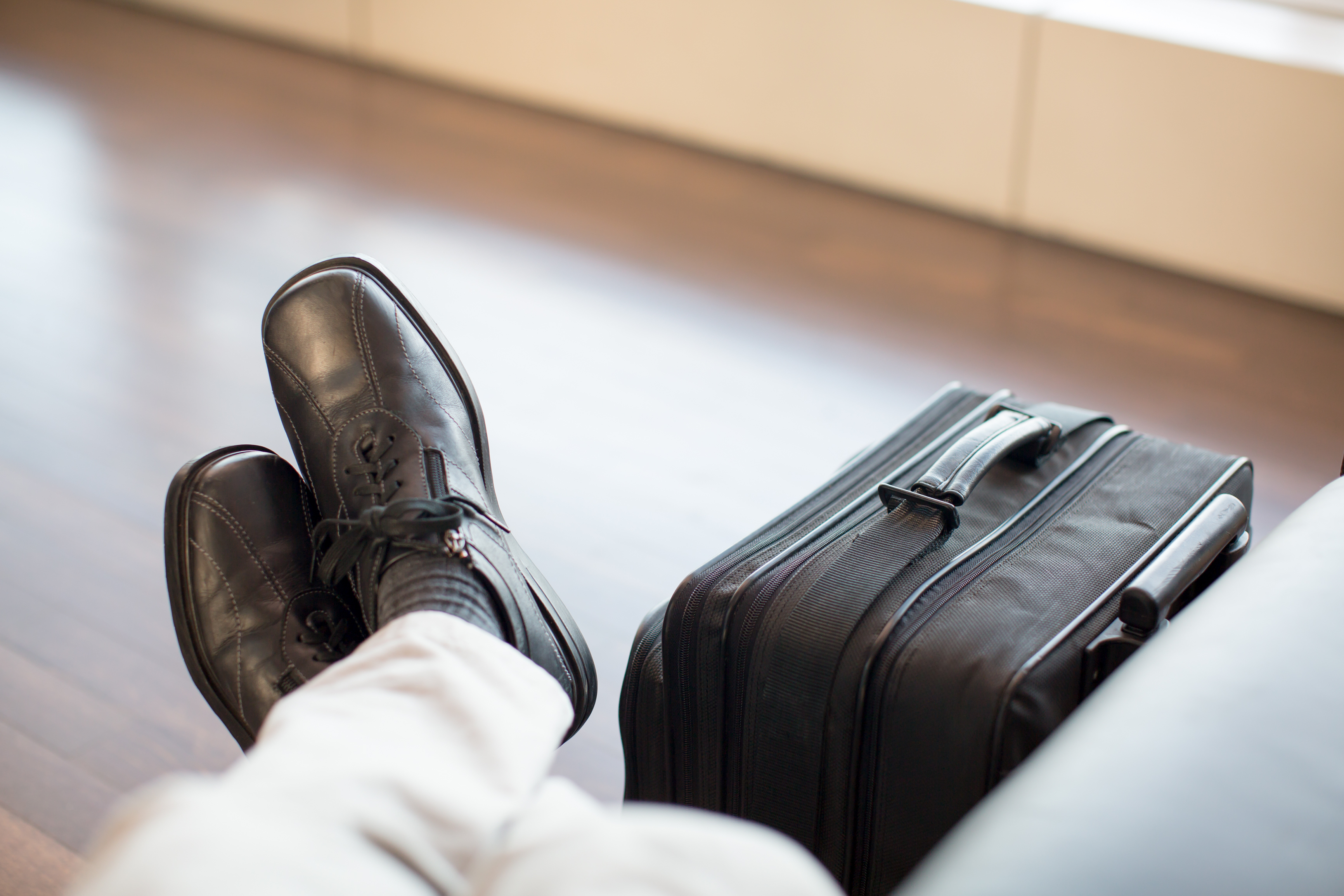 business travel socks
