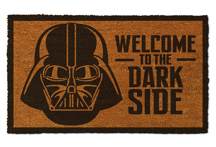 dark side doormat