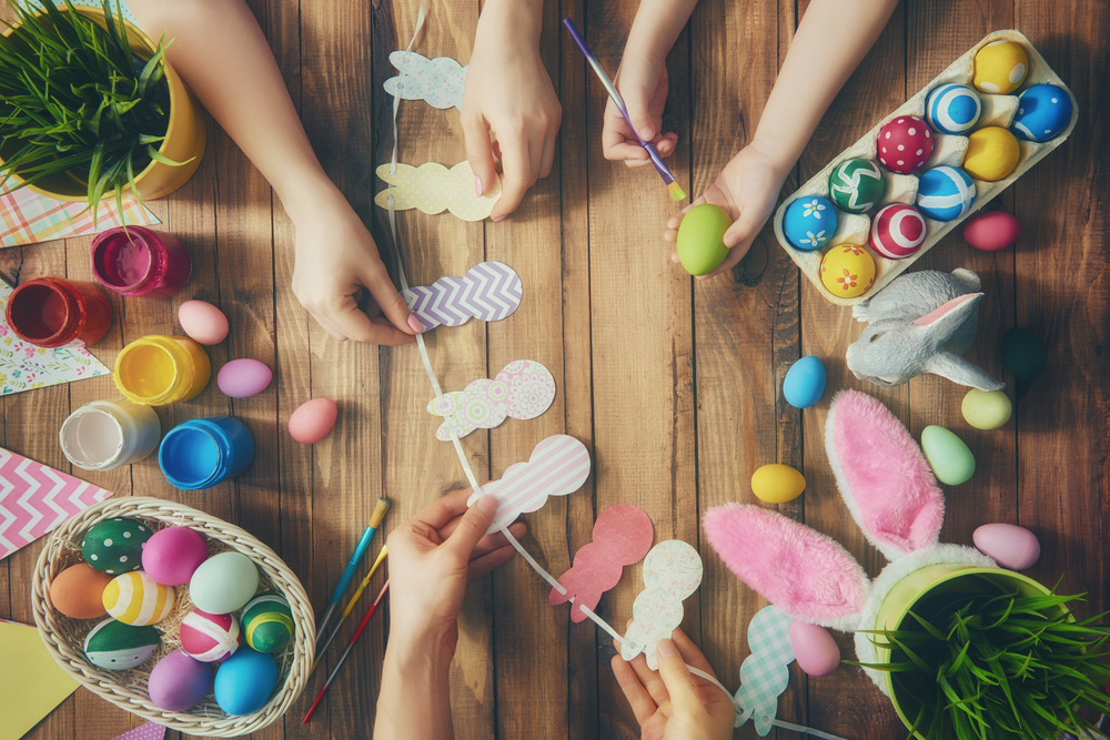 24 Amazing DIY Easter Decorations for Your Home